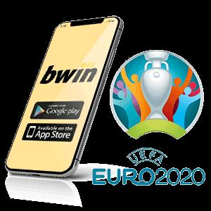 descargar el fichero android de Bwin para la euro 2020