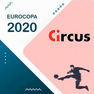 La mejor casa de apuestas para la eurocopa 2020 circus