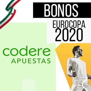 codere bono para mexico y para la euro 2020