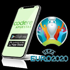 descargar el apk de Codere para la euro 2020