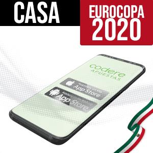 app y apk de codere para la eurocopa 2020