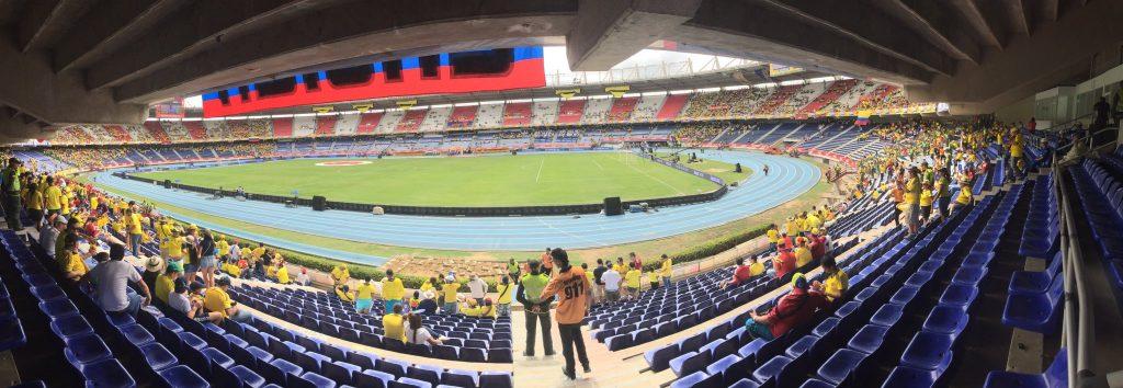 Sedes y estadios