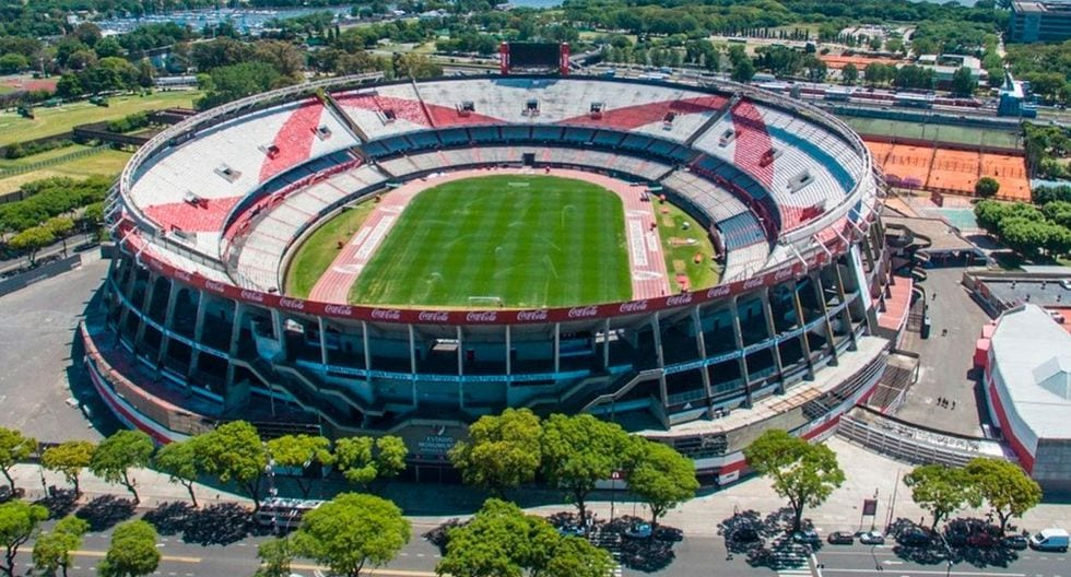 sedes y estadios monumental