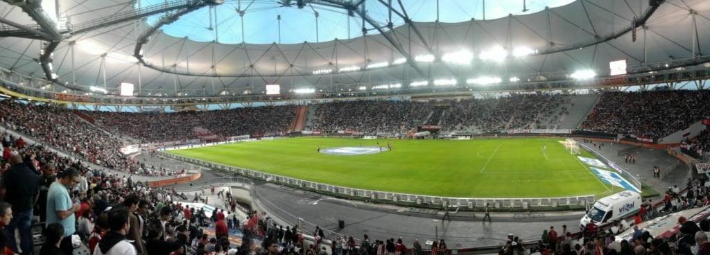 Estadio La Plata