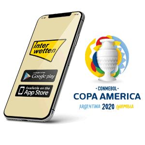 Descargar la aplicacion Android de Interwetten para la copa America