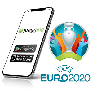 descargar el apk de Juegging para la euro 2020