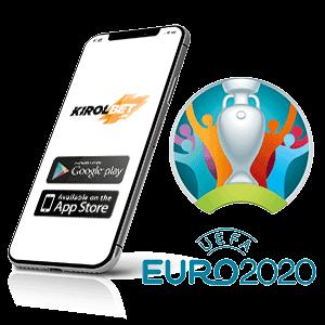 descargar el apk de la casa de apuestas Kirolbet para la eurocopa 2020