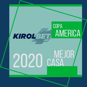 kirolbet una de las mejores casas de apuestas para apostar en la copa america 2020