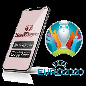 descargar el apk de la casa de apuestas Leovegas para la eurocopa 2020