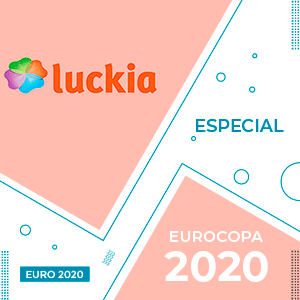 Bono de Luckia disponible para la euro del 2020