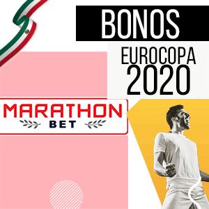 marathonbet bono para mexico y para la euro 2020