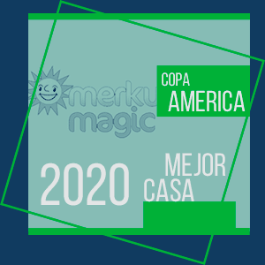 mejor casa de apuestas copa america 2020 merkur magic