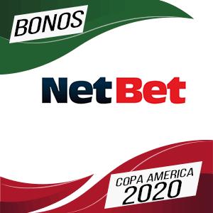 El bono de netbet para la copa america del 2020