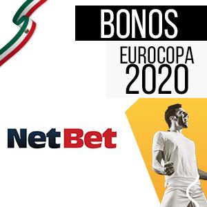 Netbet bono para mexico y para la euro 2020