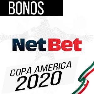 Netbet casa de apuestas para la copa america 2020