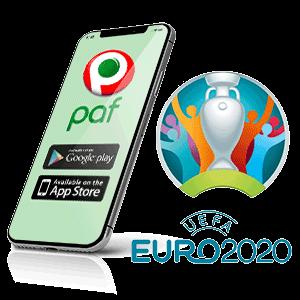descargar el apk de la casa de apuestas PAF para la eurocopa 2020