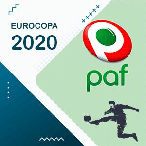 Paf casas apuestas para la euro 2020