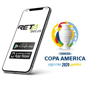 Descargar app y apk de Retabet para copa américa 2020