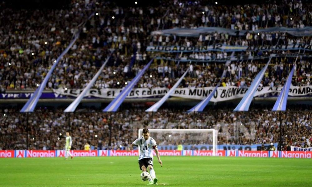 Sedes y estadios Argentina