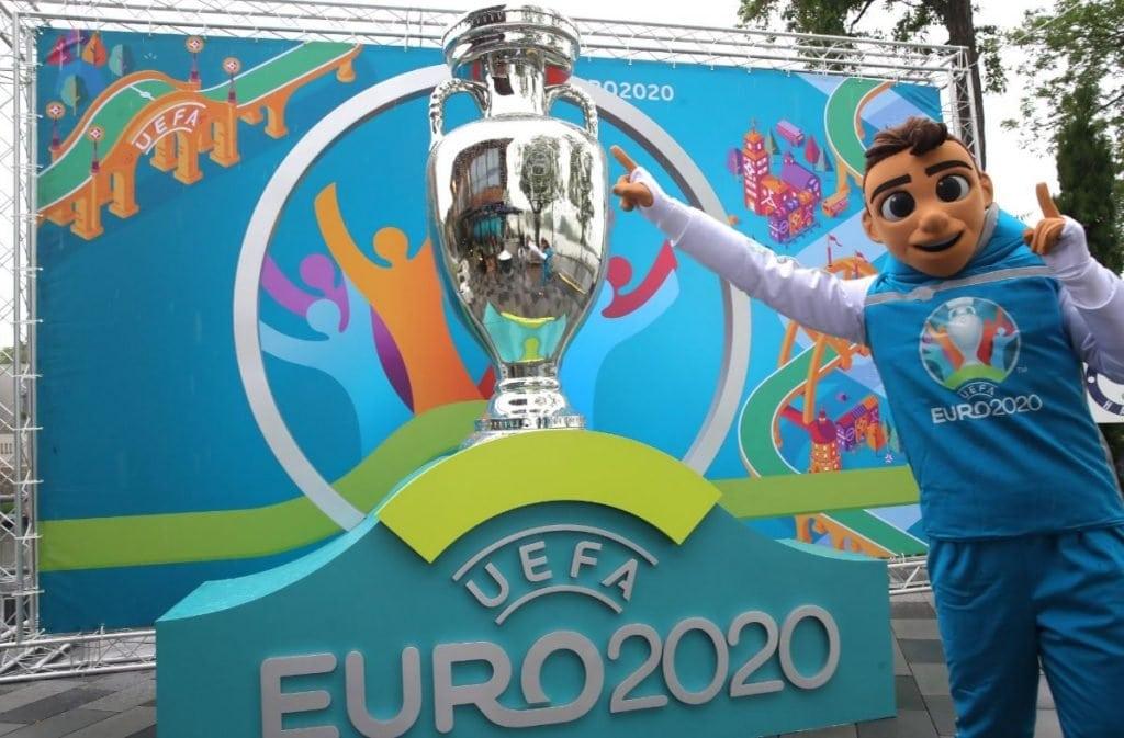 mascota eurocopa 2020