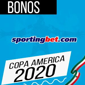 Sportingbet casa de apuestas para la copa america 2020