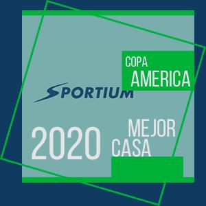 Sportium oferta casa de apuestas copa america 2020