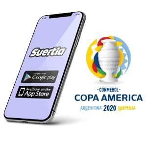 Descargar app y apk de Suertia para copa américa 2020