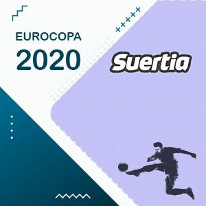 Suertia la casa de apuestas especial para la Euro Copa 2020