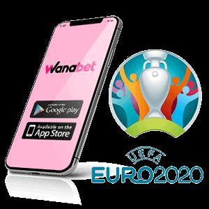 descargar la app de la casa de apuestas Wanabet para la euro 2020