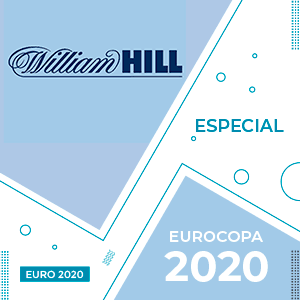 Bono de william hill para la eurocopa del 2020