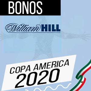 casa william hill para la copa america 2020
