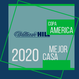 William hill oferta casa de apuestas copa america 2020