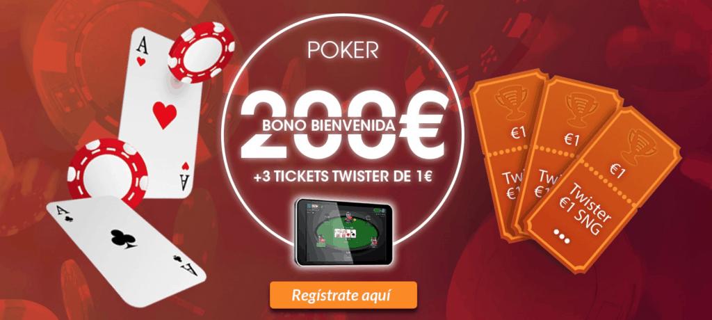 Bono Poker Casino Barcelona