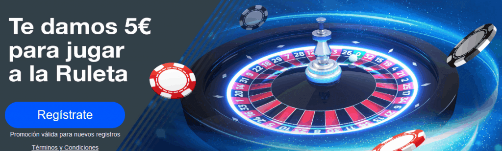bono casino codere ruleta