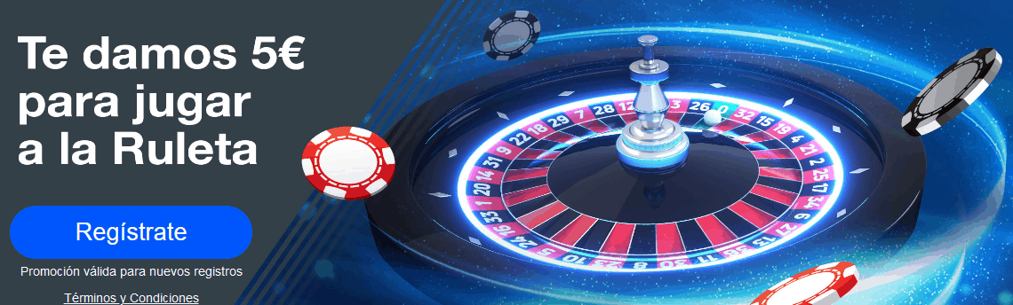 ruleta bono codere