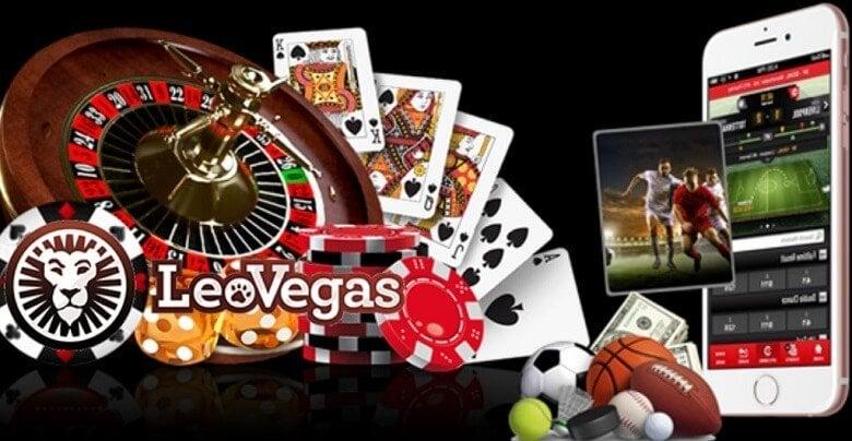 Leovegas poker