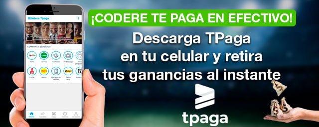 Codere Tpaga