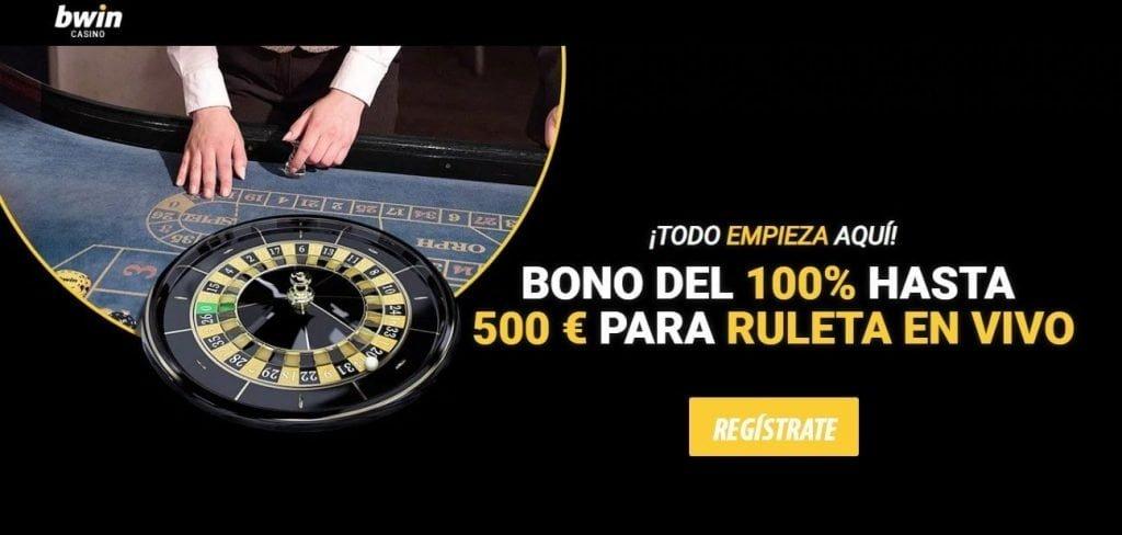 Bwin el bono para su casino