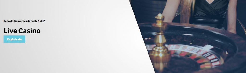 bono betway live casino