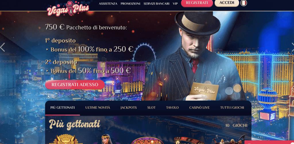 bono vegasplus casino