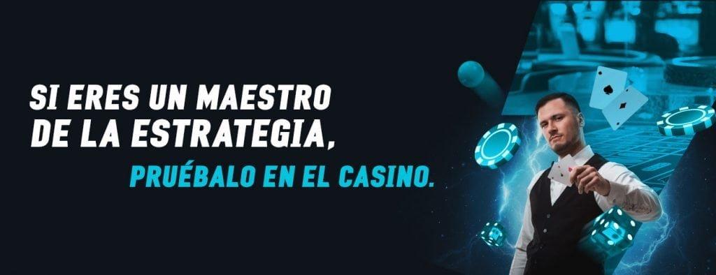 strendus codigo casino