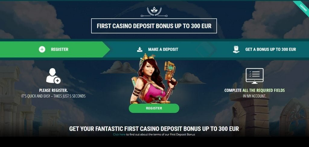 22bet bono casino
