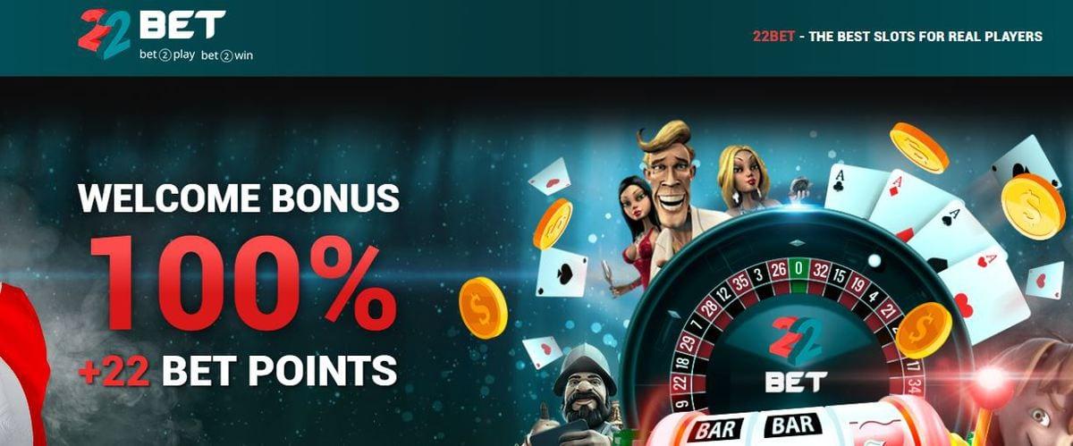 22bet casino Peru