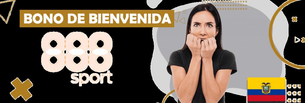 bono de bienvenida y codigo para 888sport en ecuador