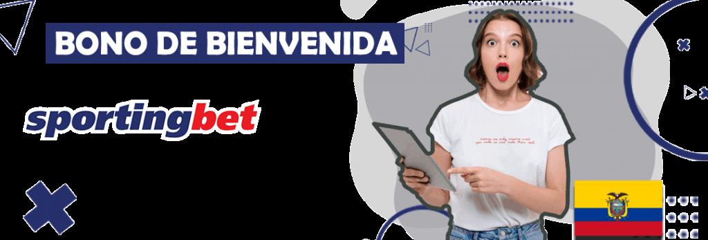 bono de bienvenida con su codigo promocional incluido para sportingbet en ecuador