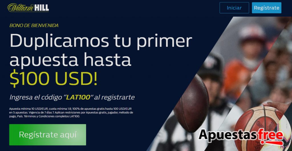 william hill y apuestas deportivas