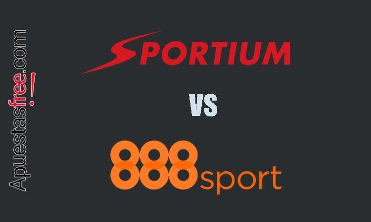sportium vs 888sport mejor casa apuestas