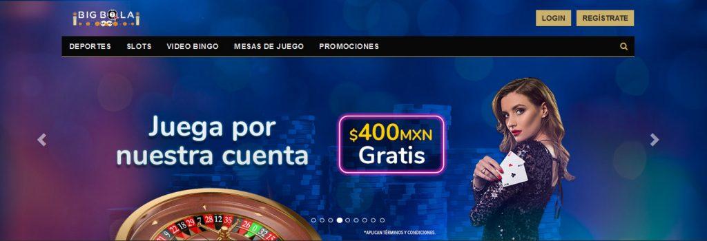 bigbola bono sin deposito en casinos
