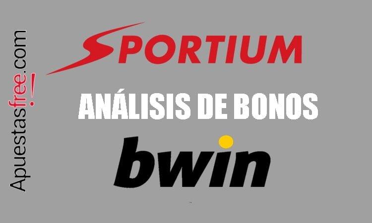 bwin sportium mejor bono