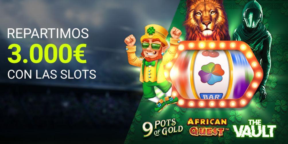 sorteo luckia casino slots